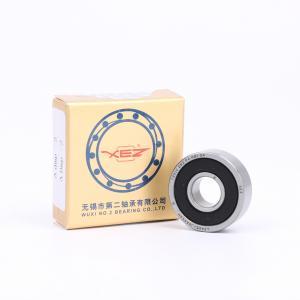 China 7201C 2RZ HQ1 12*32*10 P4 Sealed Angular Contact Bearings wholesale
