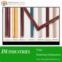 China Wood Home Building Material-wooden moulding profile picture frame moulding Factory wholesale