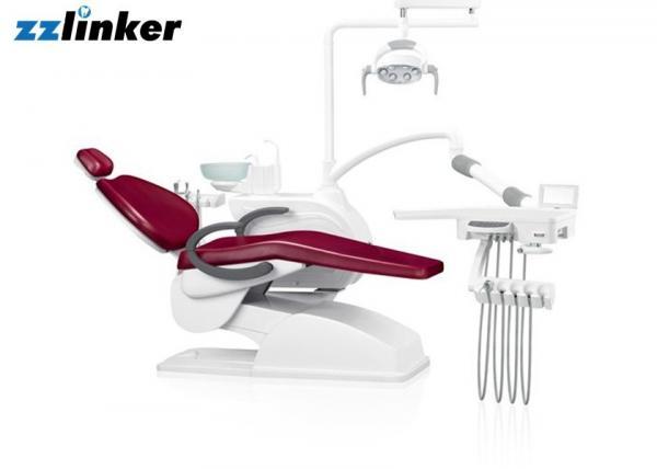 Quality Dental System Dental Chair Unit , Portable Dental Unit Adec Cushion Similar Luxury King Size for sale