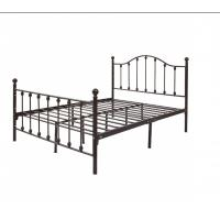 China Furniture Full Size Metal Bed Frame For Bedroom High Load Carrying Strength on sale
