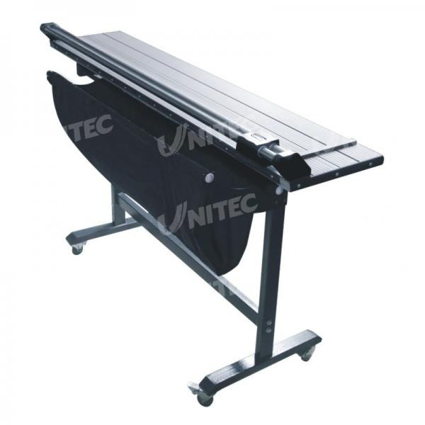 Quality 1460x310mm 8 Sheet Rotary Trimmer Twin With Chrome - Plate Steel Guide Rail S-001/S-004 for sale