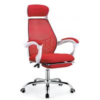 China Comfy Adjustable Back Office Chair , Executive Reclining Office Chair Stylish wholesale