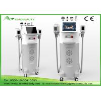 China Beautful Cooling Cryolipolysis Fat Freeze Slimming Machine With 5 Handles wholesale
