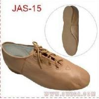 China jazz dancing shoes wholesale