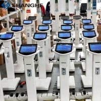 China Electronic Touch BMR TBW Body Fat Analyzer Scale wholesale