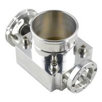 China UNIVERSAL HIGH FLOW INTAKE 70MM THROTTLE BODY ADAPTER on sale