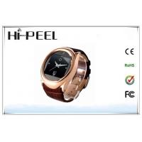 China Bluetooth 1.3MP Unlock GSM Android 4.0 Smart Watch Phone With MP3 wholesale