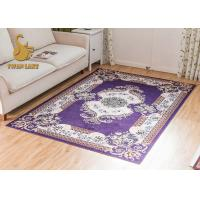 China Contemporary Persian Rugs Bedroom , Persian Style Area Rugs No Static wholesale