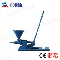 China Operation By Hand Cement Grouting Pump Manual Liquid Grout Pump in Kenya Price wholesale