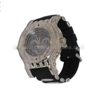 China Fashion Hip Hop Bling Bling Watches Wholesale wholesale