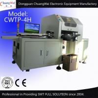 China Automatic SMT LED Pick and Place Machine With Four Head And Optional Feeder wholesale