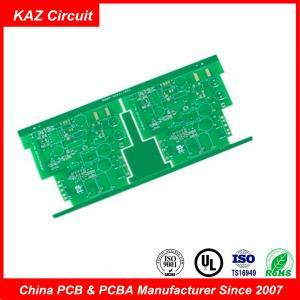 Buy cheap 4 Фр4 слоя ПКБ платы с печатным монтажом 1оз ХАСЛ для высокочастотного электропитания from wholesalers