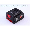 China Serviço sem corda do OEM/ODM da bateria 14.4V 4000mAh da broca de Bosch do Li-íon da substituição wholesale