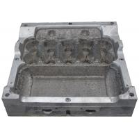 China Custom Aluminum Pulp Mould / Die for 10 Cells Egg Box / Egg Carton wholesale