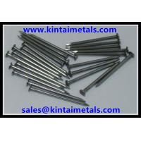 China 1kg box common nails for construction on sale