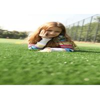 Quality Soft Feeling Outdoor Artificial Grass for sale