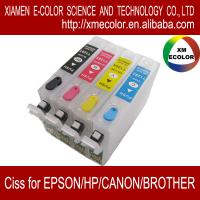 Quality refillable in cartridge for epson t1281-1284 for sale