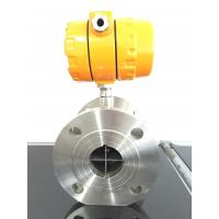 China Chemical Industry Wide Range Pulse Output Turbine Flow Meter For Air wholesale