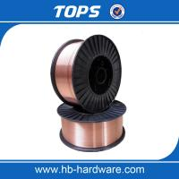 China Welding wire ER70S-6  CO2 welding wire  gas welding wire  mig welding wire wholesale