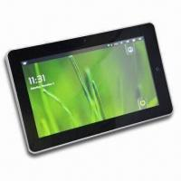 China Tablet PC with 10.1-inch TFF LCD 1,024 x 600 Pixels Touchscreen and Google Android 2.3 OS wholesale