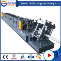 China Cangzhou Fully Automatic Aluminium High Steel Z Shape Purlin Roll Forming Machine wholesale