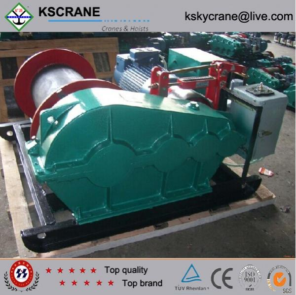 Quality Cranes Application and Hydraulic Power Source Cargo Winch for sale