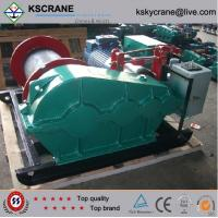 China Electric Wire Rope Winch,Electric Winch wholesale