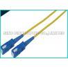 China Corde de correction duplex de fibre multimode d'OM2 62/125um LC LC pour Infiniband QDR wholesale