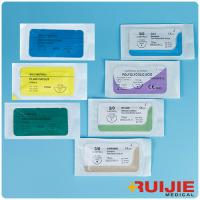 China disposable medical supplies Surgical Suture (Plain/Catgut/Silk/Nylon/ PGA/PDA) with Ce, ISO & FDA wholesale