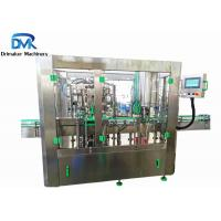 China Beer Aluminum Can Filling Machine  Rotary Bottle Filling Machine 2000 Pcs Per Hour Capacity on sale