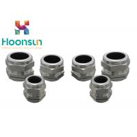 M72 Metal Mechanical Stainless Steel Cable Gland Dustproof Salt Resistant