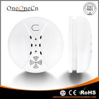 Wireless Fire Smoke Detector Alarm For GSM Security Alarm System