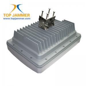 IP Remote Monitoring Waterproof High Power Jammer Blocker GSM 3G 4G LTE UHF VHF Lojack RF