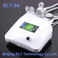 China PDT RF Vacuum Cellulite Reduction Machine / Ultrasound Cavitation Slimming Equipment wholesale