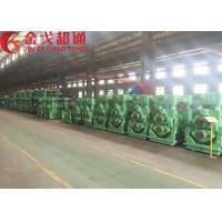 China Automatic Hot Rolling Machine With Automatic Cooling Bed And Natural Cooling on sale