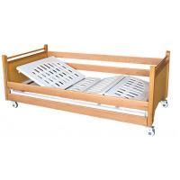 China Home Care Electric Nurcing Bed Meidcal Furniture With Wooden Bed Frame wholesale
