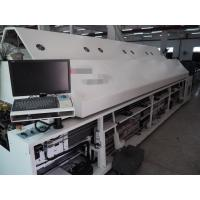 Buy cheap Integral Two Stage Reflow Oven Machine Front Rail Fixed DS-1200 Middle Size With Mesh Conveyor from wholesalers
