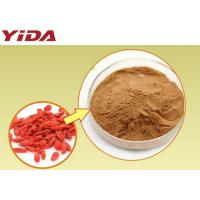 China Wolfberry Sex Steroid Hormones Goji Berry Extract Powder Reduce Cholesterol wholesale