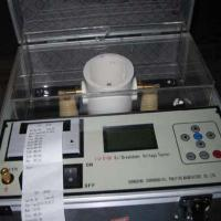 China Insulating Oil Breakdown Voltage Tester wholesale