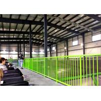 China Fire Proof H Section Commercial Steel Frame Buildings With Sandwich Panels wholesale