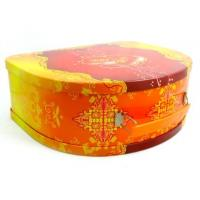 China Wholesale pretty colorful gift metal storage box wholesale