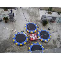 China bungee jumping , bungee trampoline , bungee jumping equipment for kids  for sale wholesale