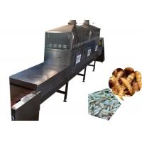 China Transmission System Microwave Drying Machinery For Tea wholesale