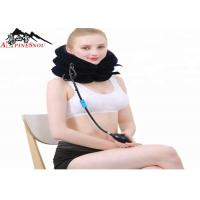 China Full Flannel Lumbar Support Brace Medical Soft Inflatable Cervical Neck Collar wholesale