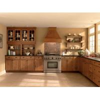 China Kitchen cabinet design, wood kitchen cabinet wholesale