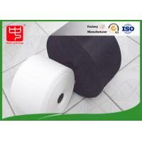 China Plastic hook and loop cable tie roll super thin hook heat resistance wholesale