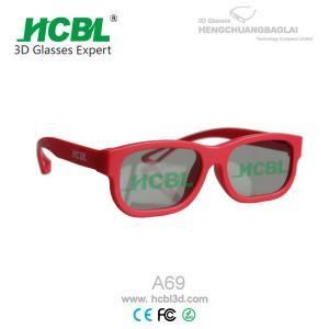 Buy cheap Стекла Eyewear мастерского изображения 3D from wholesalers