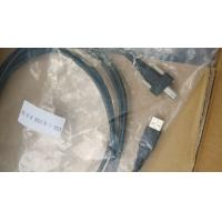 China Customized Camera Machine Vision Cables , 5 Meters Computer Data Line 4 Pin Cable wholesale