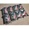 China 150mm diameter pneumatic sliding damper / blast gate with straight pipe wholesale