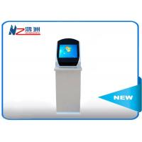 China Customzied design hospital check in kiosk with coin dispenser function wholesale